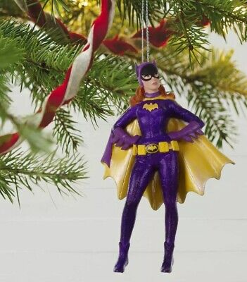 Hallmark 2019 Batgirl Batman TV Series Limited Edition Keepsake Ornament~MIB~NIB