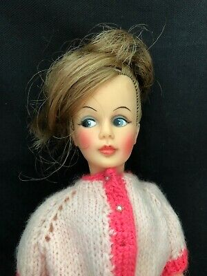 Vintage Ideal Toy Doll Tammy's MOM W-13 Hard To Find