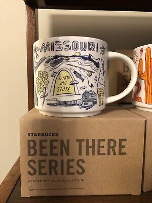 "Starbucks ""Been There Series"" Missouri Mug"