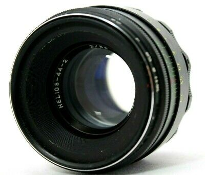 Helios 44-2 58 mm f/2 M42 Lens for Pentax M42  #Mi003c