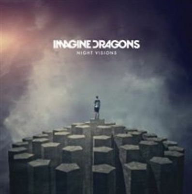 Night Visions by Imagine Dragons (Vinyl, Sep-2012, Interscope 180gm