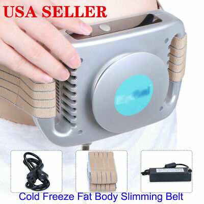 Fat Freezing Cooling Slimming Cellulite Removal Body Re-Shaping Beauty Machine