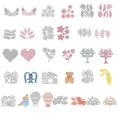 Metal Cutting Dies Stencil for DIY Scrapbooking Photo Album Embossing Card Craft