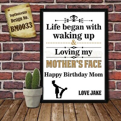 Gifts for her Mothers day Mum Mom grandma Family Tree Of Life love mother nan P1