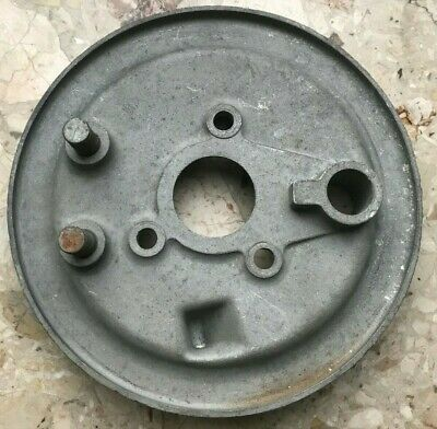 Vespa PK Rear Brake Base Plate, Piaggio, NOS