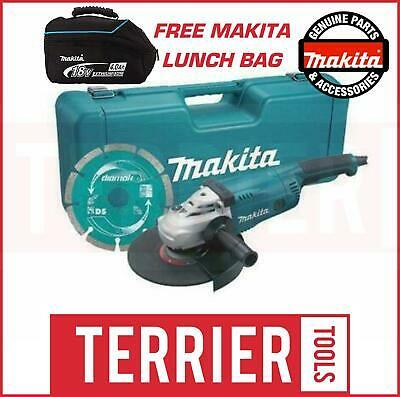 Makita GA9062R//2 230v 9in//230mm Angle Grinder
