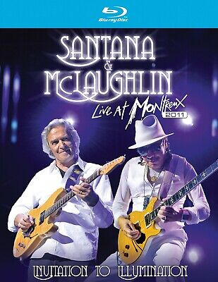 Invitation To Illumination - Live At Montreux 2011 [Blu-ray Disc]