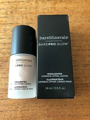 Bare Minerals Barepro Glow Highlighter Shade Free - Tested Once!
