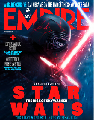 EMPIRE MAGAZINE UK December 2019 Star Wars World Exclusive The Rise of Skywalker