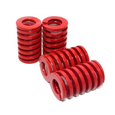5Pcs25Mm Od 40Mm Long Spiral Stamping Middle Load Compression Mould Die D8X1