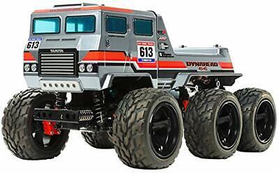 Tamiya 1/18 electric RC Car Series No.660 Dyna head 6 × 6 (G6-01TR chassis) off-