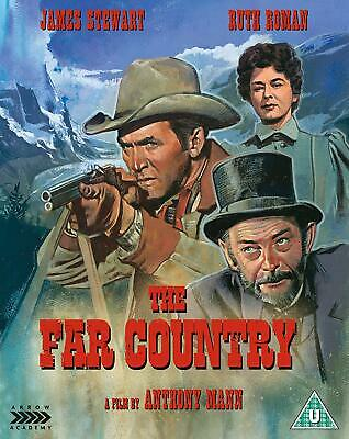 The Far Country (Blu-ray) James Stewart, Walter Brennan, Ruth Roman