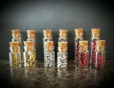 Lighter Flints, Zippo, Clipper, Petrol In a bottle 30, 50 per jar All Colours