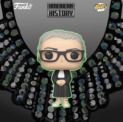 Funko Pop! Icons Ruth Bader Ginsburg PRE-ORDER