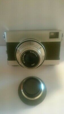 1960s WERRA MXV CAMERA GREEN film tested