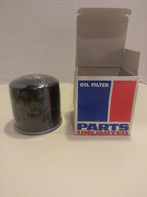 Parts Unlimited Oil Filter 01-0063 Honda Kawasaki
