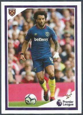 Panini Tabloid Premier League 2019- #010-West Ham United-Anderson In Action