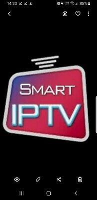 12 month IPTV subscription  (NOT XTREAM-CODES)
