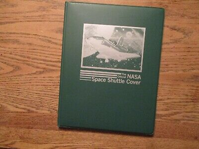 The Official NASA Space Shuttle Cover Folio With COA