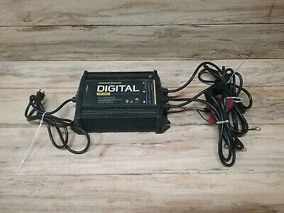 Minn Kota MK-315D Digital Linear Charger 3 Bank 5 Amp 1823155