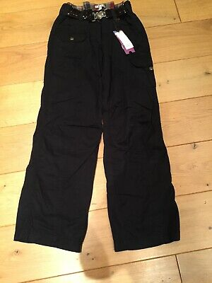 M&S Girls Combat Trouser 14 Years New with Tags