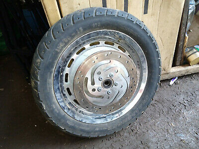 solid evo harley wheel project bobber spares similar to softail frame fatboy