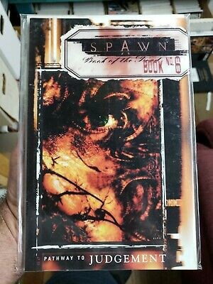SPAWN TPB book 6 2nd print collects 26-30 Todd McFARLANE Pathway to Judgement
