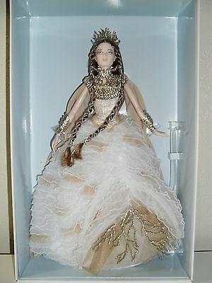 Faraway Forest  Lady Of The White Woods Barbie Doll With Shipper
