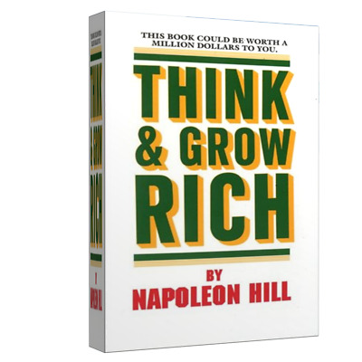 "Think and Grow Rich by Napoleon Hill ""INSTANT DELIVERY"""