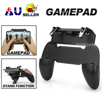 Mobile Phone Game Trigger Joystick Gamepad Controller For PUBG Fortnite Shooter