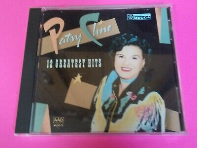 Patsy Cline - 12 Greatest Hits (CD)