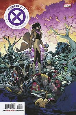Powers Of X #6 (Of 6) Marvel Comics 10/8/2019 Eb84