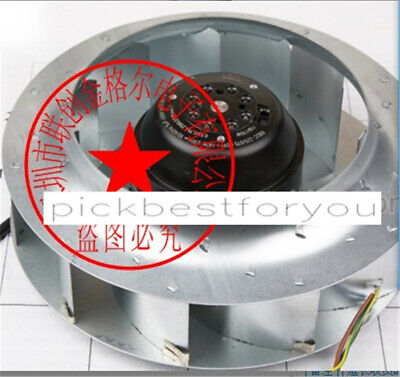 1PC EMC RB2C-225/075 K097 I-1878 High Temperature Fan Ship Express #M303D QL