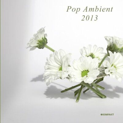 |151653| Various Artists - Pop Ambient 2013 [LP x 1 Vinile] Nuovo