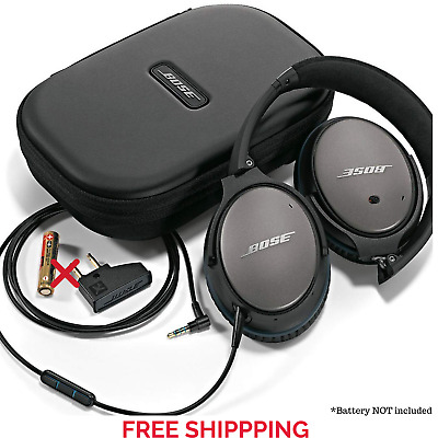 Bose QC25 QuietComfort 25 Noise Cancelling Headphones QC 25 Aussie Stock