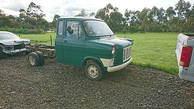 MK1 ford transit cab chassis truck, project job lot