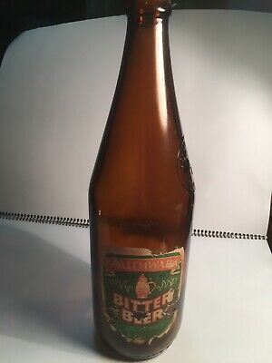 Collectable 750ml Southwark Beer Bottle With Cap