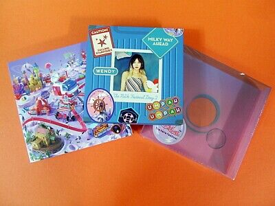 RED VELVET ReVe Festival Day2 (Day 2 Ver) CD + (WENDY) Travel Kit w/Tracking #