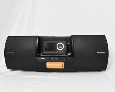 SiriusXM Radio Onyx Plus & SD2 Portable Speaker Dock Audio System - Black Combo