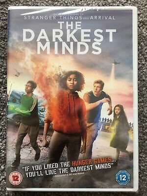 Darkest Minds DVD 2018 - Unopened