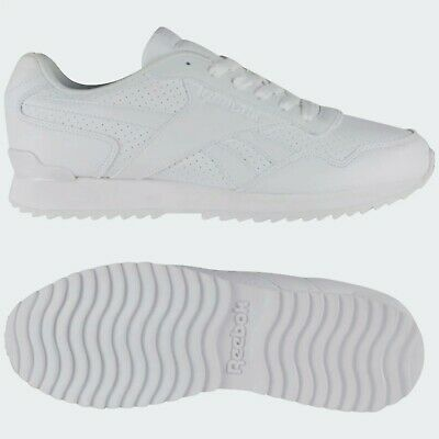 Reebok Classic Leather Glide Ripple White CN4041 Casual Trainers UK 8 - 11