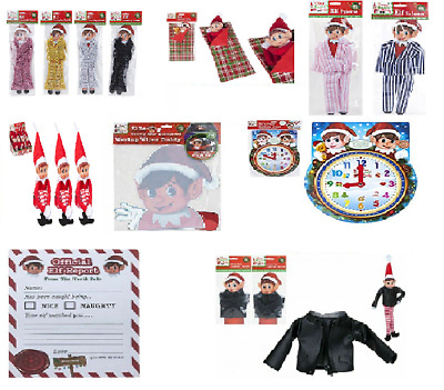 Elf Props and Accessories Christmas Fun