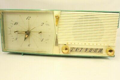WESTINGHOUSE ST129 Vintage tube radio for parts. (ref A 625)