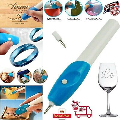 New Handheld Engraving Etching Hobby Craft Pen Rotary Tool for Metal Glass Wood