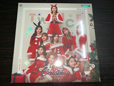 Twice 3rd Mini Album Twicecoaster Lane 1 Christmas Ed CD Photobook Photocard 1