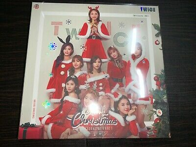 Twice 3rd Mini Album Twicecoaster Lane 1 Christmas Ed CD Photobook Photocard 4