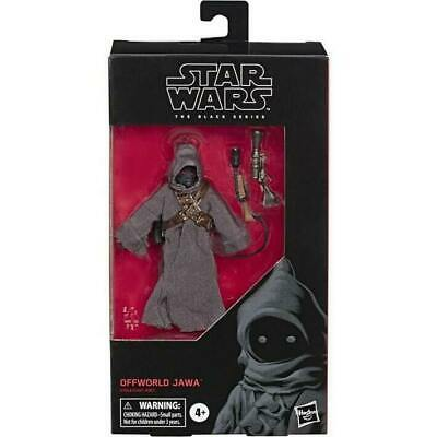 "Star Wars Black Series 6/"" Solo TATOOINE JAWA Action Figure WAVE 16 NEW IN STOCK"