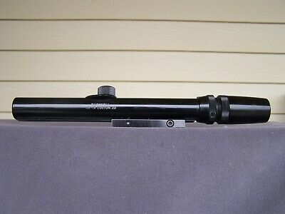Bushnell Custom 3x-7x  22  Rifle Scope ~Japan~ Rimfire