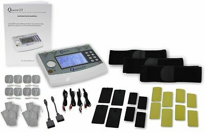 Roscoe Medical Quattro 2.5 Professional Electrotherapy Device DQ8450
