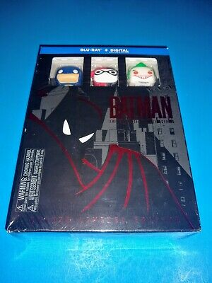 Batman The Complete Animated Series Deluxe Limited Edition Blu-Ray (w/ Digital)